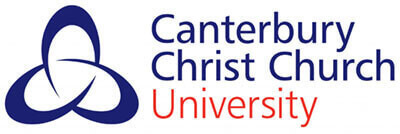 Canterbury Christ Church University Partner Logo